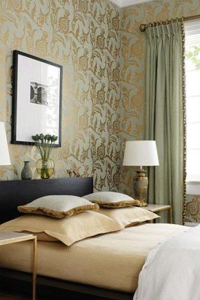 Bakgrund för guld: royal luxury in the interior