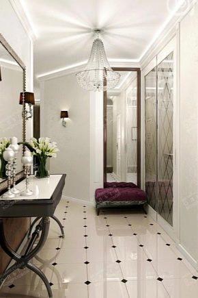 Idées de design de couloir moderne
