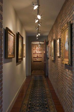 Subtelności projektowania wąskich korytarzy: jak wizualnie zwiększyć przestrzeń?