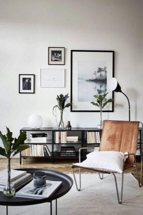 Design d'appartement: idées de design