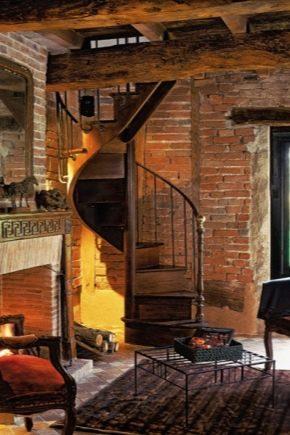 Интересни идеи за интериора на вили и частни домове