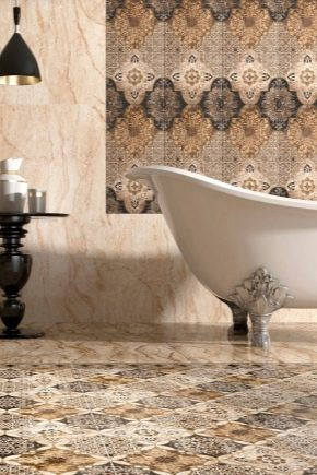 Italian tile: beautiful interior design