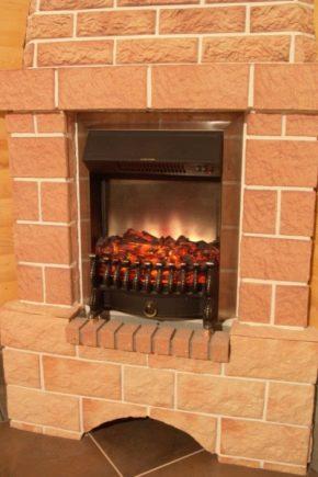 Eldfasta kakel för ugnen: typer och designalternativ