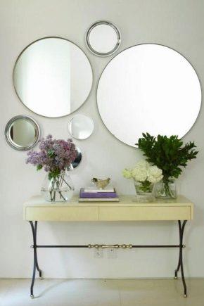 Espelho De Parede 61 Fotos Espelhos Redondos E Ovais Na