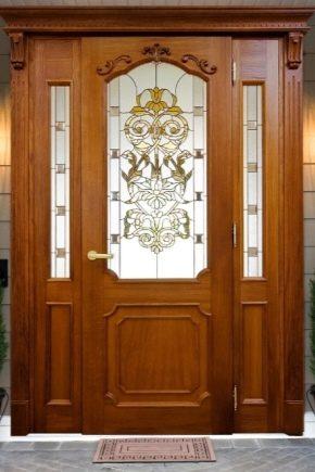 Trim ingångsdörrarna