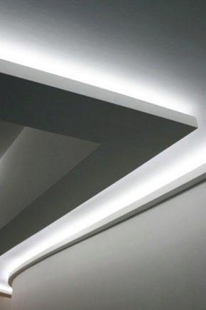 Plafonniers LED: options de placement et de conception