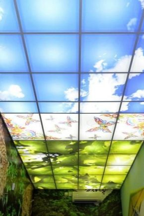 Panneaux lumineux au plafond: le pour et le contre