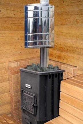 Vattentank i badet: typer och installationsalternativ