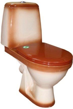 Favoriete Afmetingen toiletpot: standaardafmetingen ingebouwd met een CQ73