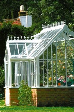 What greenhouse to choose to give?