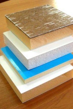 PVC-sandwichpaneler: egenskaper och applikationer
