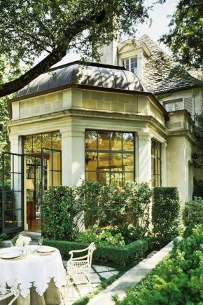 Winter Garden: spectacular projects of construction and design