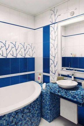El Bano Azul.Azulejos Azules Para El Bano 29 Fotos Productos De Piso