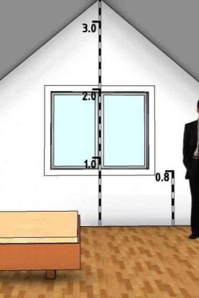 Qual deve ser a altura ideal da janela?