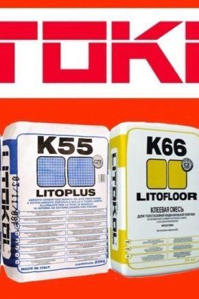 Glue Litokol: technical characteristics and scope of use