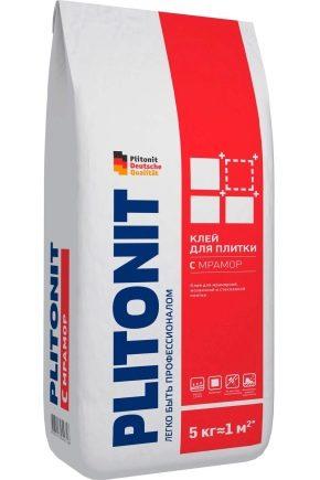 Colle Plitonit C: utilité et propriétés