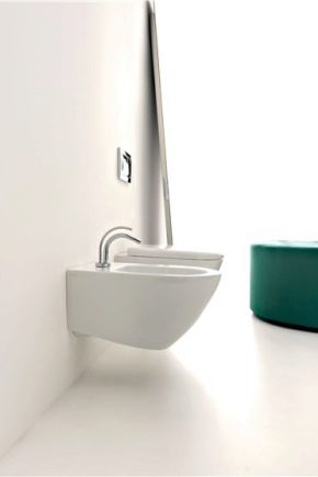 Hanging Bidet Models With A Seat Cersanit Delfi Gap And Roca