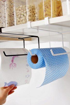 Règles de sélection du porte-serviette en papier peint