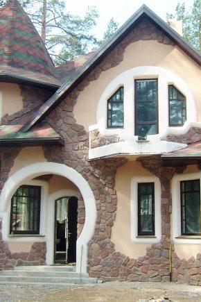 Coperture Moderne Per Esterno.Decorare La Casa 142 Foto Opzioni Per Il Design Esterno