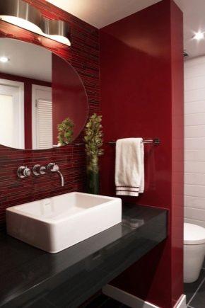 Wandpaneele für Badezimmer (104 Fotos): do-it-yourself ...