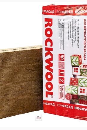 Rockwool Insulations: Варианти и техните спецификации
