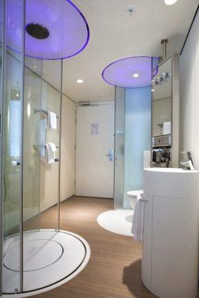 Cuarto de baño 4 cuadrados. metros (90 fotos): cómo colocar ...