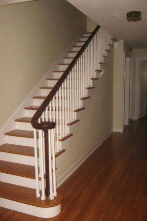 fa18389e8ba Soorten houten trappen voor een woonhuis en kenmerken van hun vervaardiging