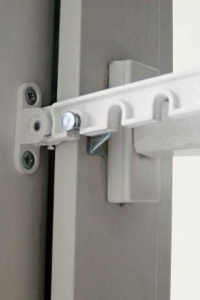 Escolhendo acessórios anti-arrombamento para janelas de plástico