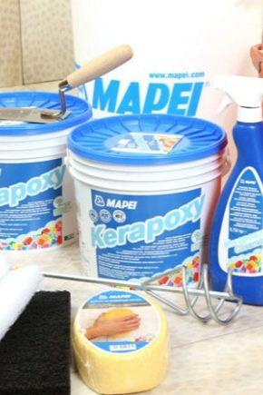 निर्माण रसायन निर्माता Mapei का उपयोग करें