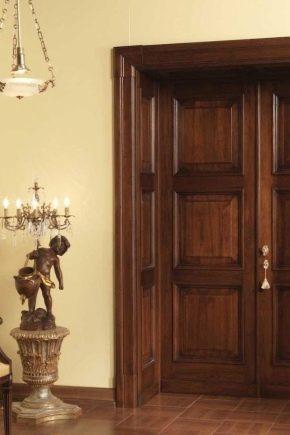 दरवाजा ढलानों को सही ढंग से कैसे ट्रिम करें?