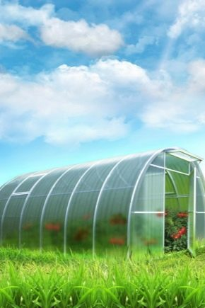How to build a greenhouse from polycarbonate?