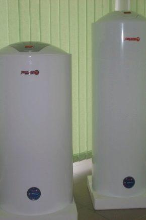 Συνδέστε το στοιχείο θερμαντήρα νερού