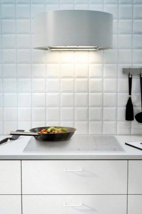 Hottes Ikea Modele Blanc Integre Pour La Cuisine Options De
