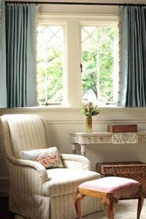 Cortine corte (44 foto nell\'interno): tende alle finestre ...