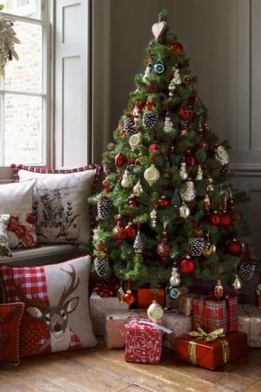 New Year's interior: original ideas and decor for the main holiday