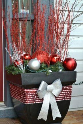 Gata Juldekorationer: tips om att välja och dekorera