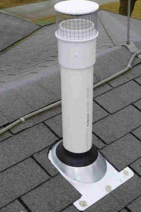 Resultado de imagem para tubo de ventilação esgoto