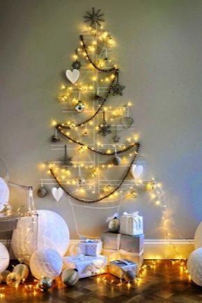 क्रिसमस माला के प्रकार और विशेषताएं