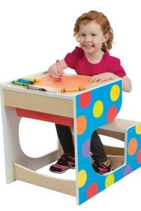 Tavoli E Sedie In Plastica Per Bambini.Tavolo E Sedia Per Un Bambino 42 Foto Prodotti In Legno Per