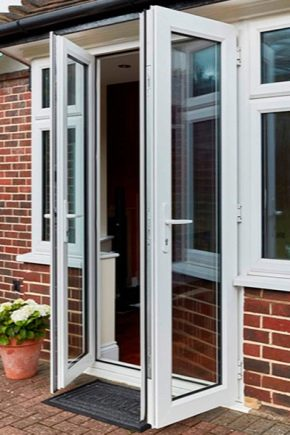 Hardware for plastic doors: types and tips for choosing