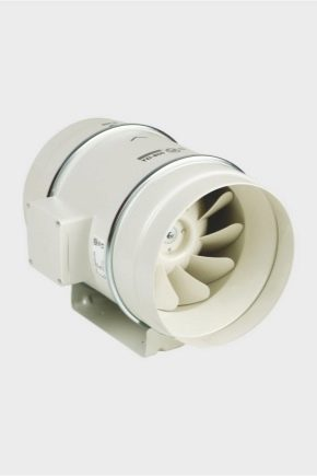 Duct fans for exhaust: features of silent models and installation