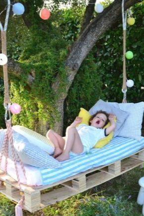 बिस्तर स्विंग: चुनने के लिए मॉडल और टिप्स