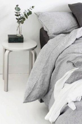Roupa de cama de linho: dicas sobre como escolher e cuidar