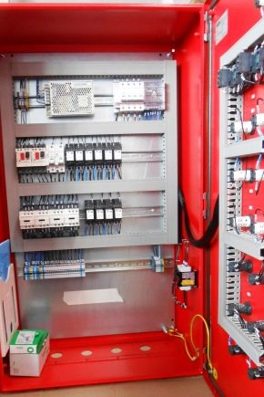 Features and purpose of ventilation control cabinets