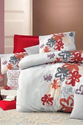 Ranfors bedding: features and tips for use