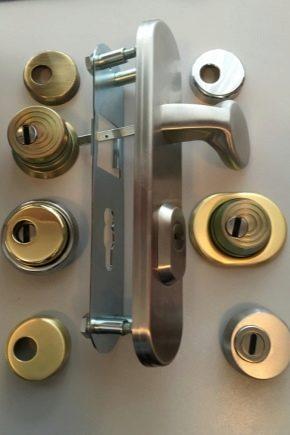 Suggerimenti per la scelta e l'installazione di segnalibri blindati sulle serrature delle porte