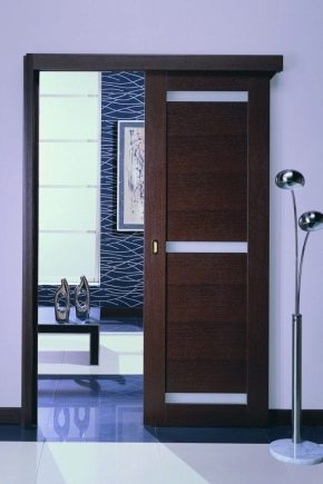 Choosing accessories for sliding doors