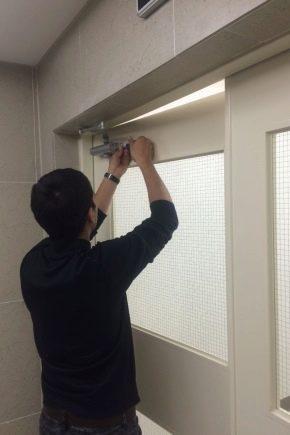 Instructions for adjusting door closer