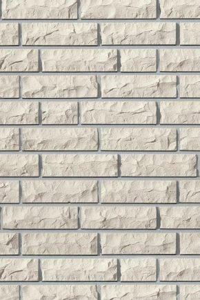 Utilisez des briques blanches