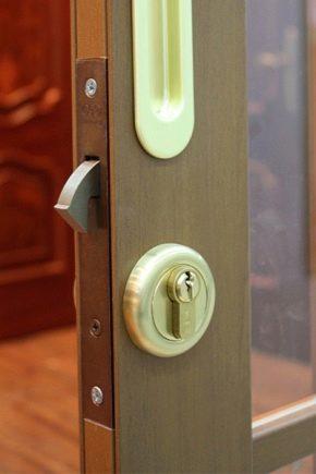 Как да изберем ключалка за плъзгащи се врати?